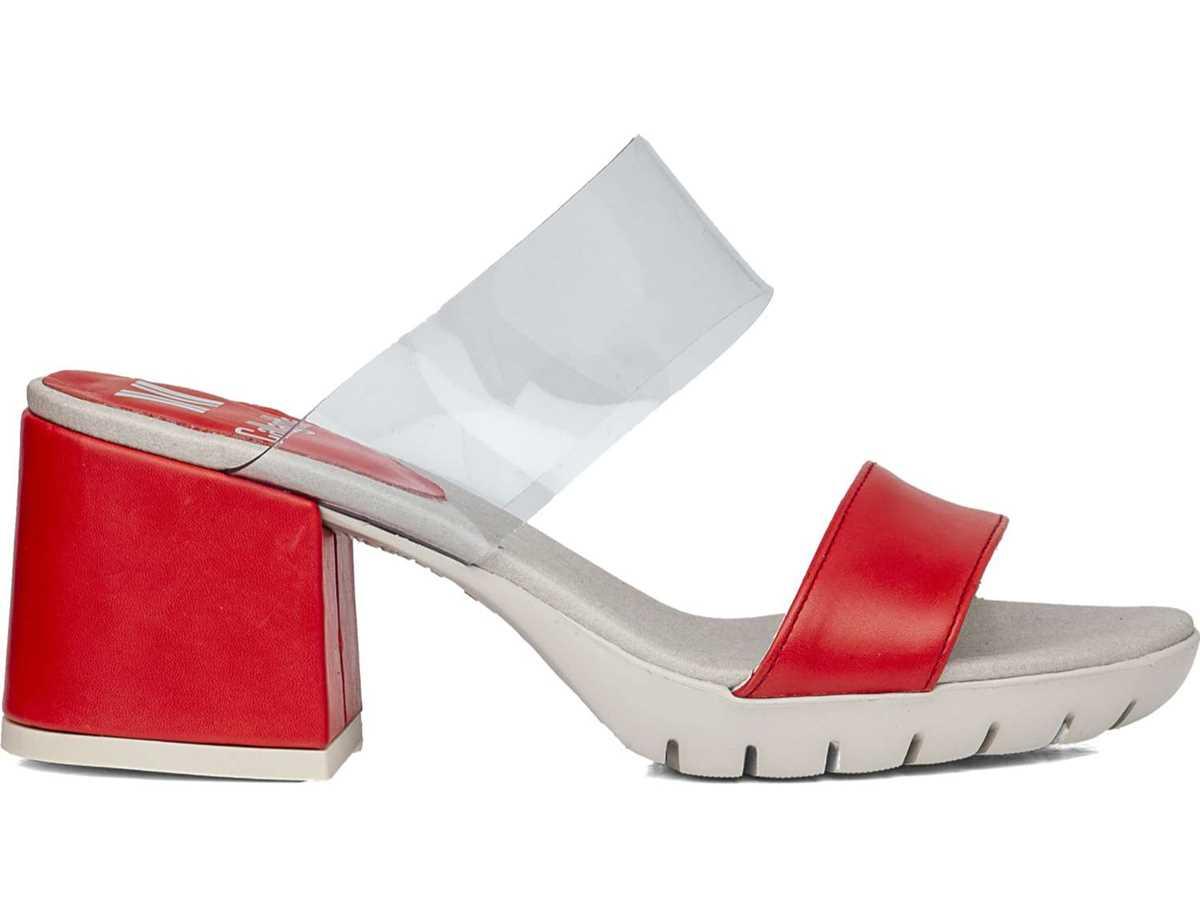 Callaghan Mujer Zapato Vestir Rojo