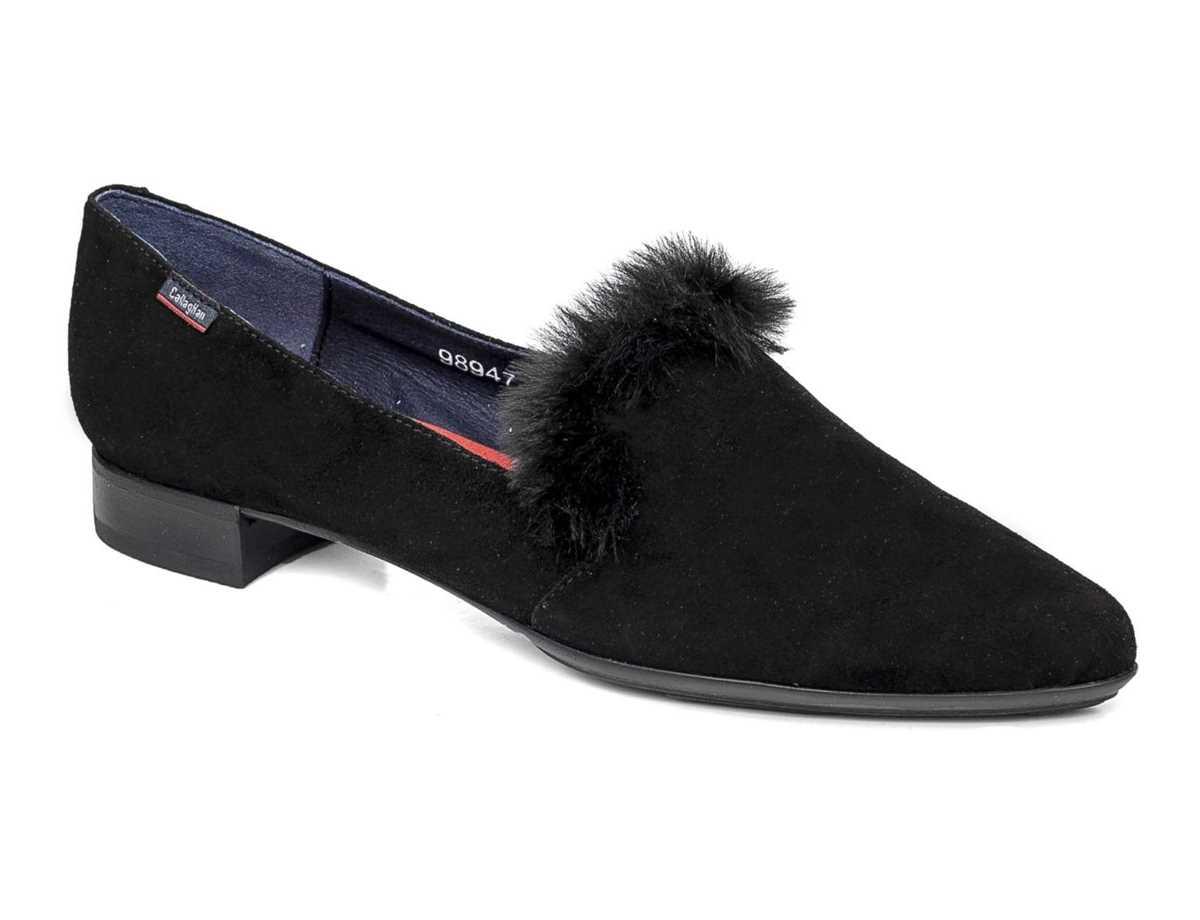 Callaghan Mujer Zapato Vestir Negro