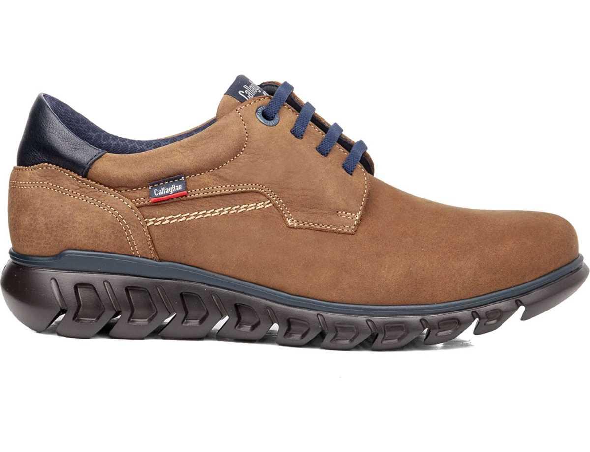 Callaghan Hombre Zapato Casual Marron