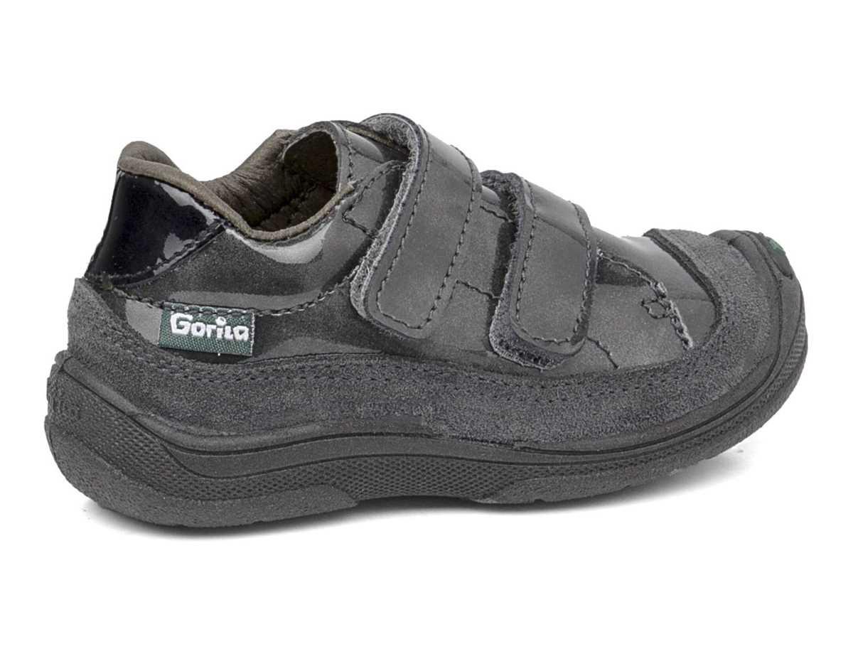 Gorila Niño Zapato Casual Gris