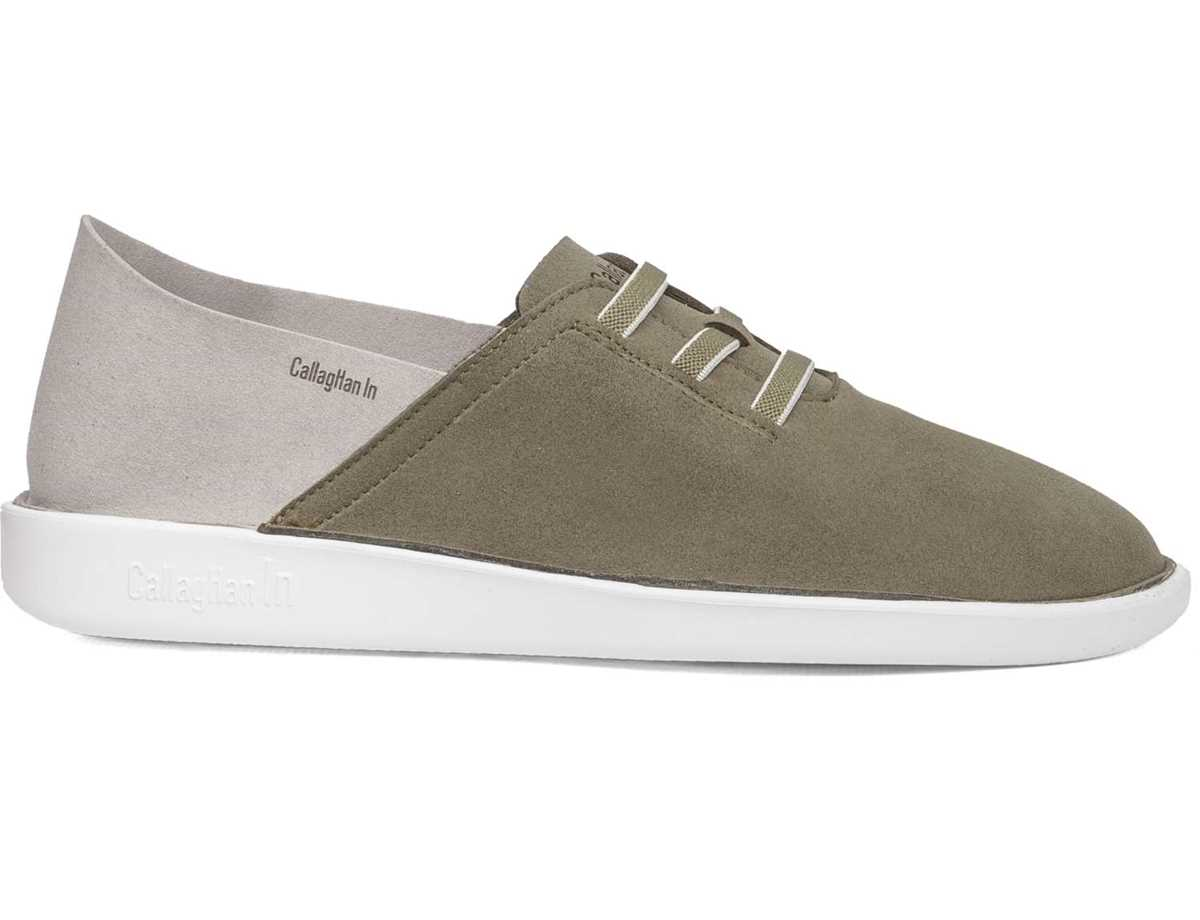 Callaghan Mujer Zapato Casual Verde