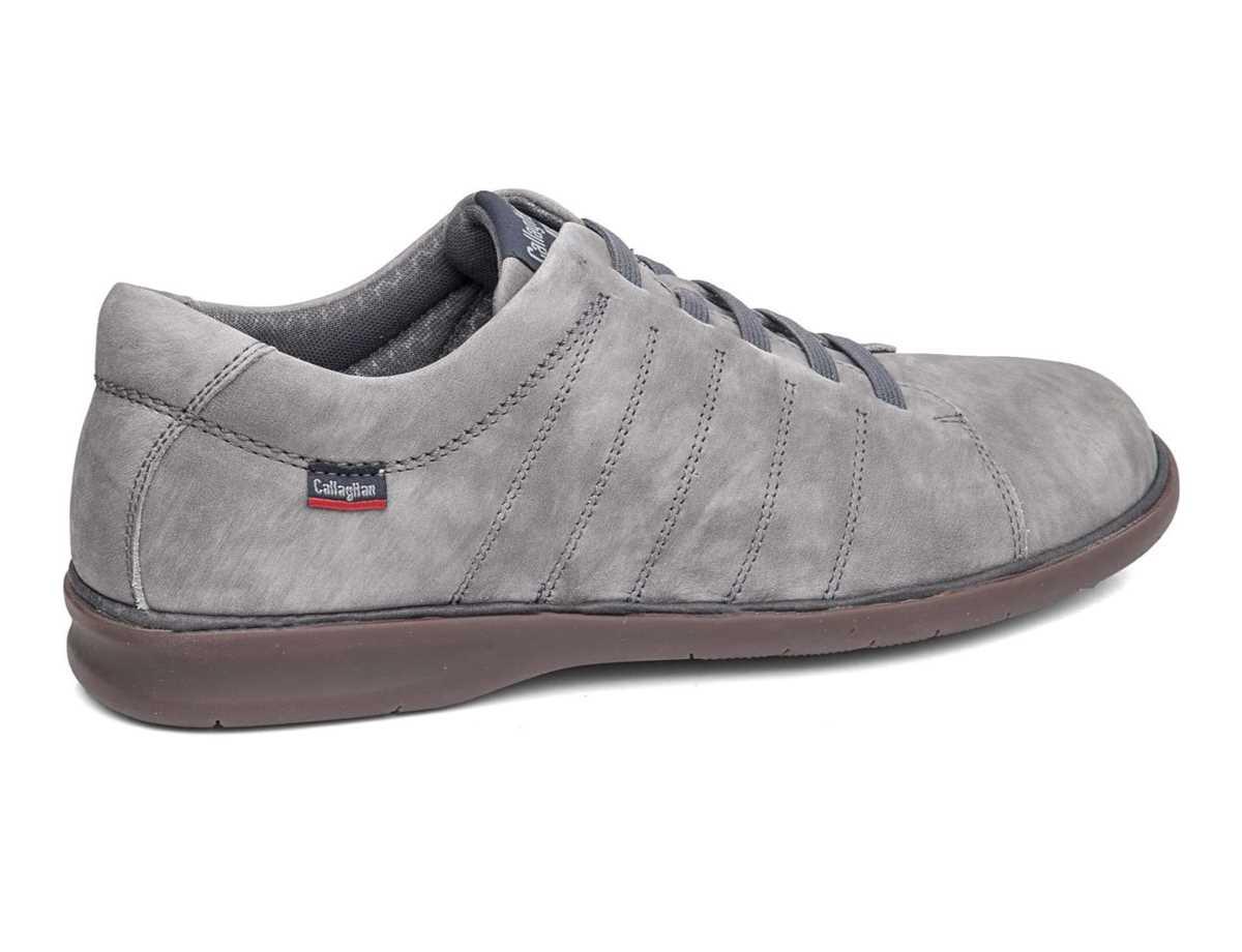 Callaghan Hombre Zapato Casual Gris