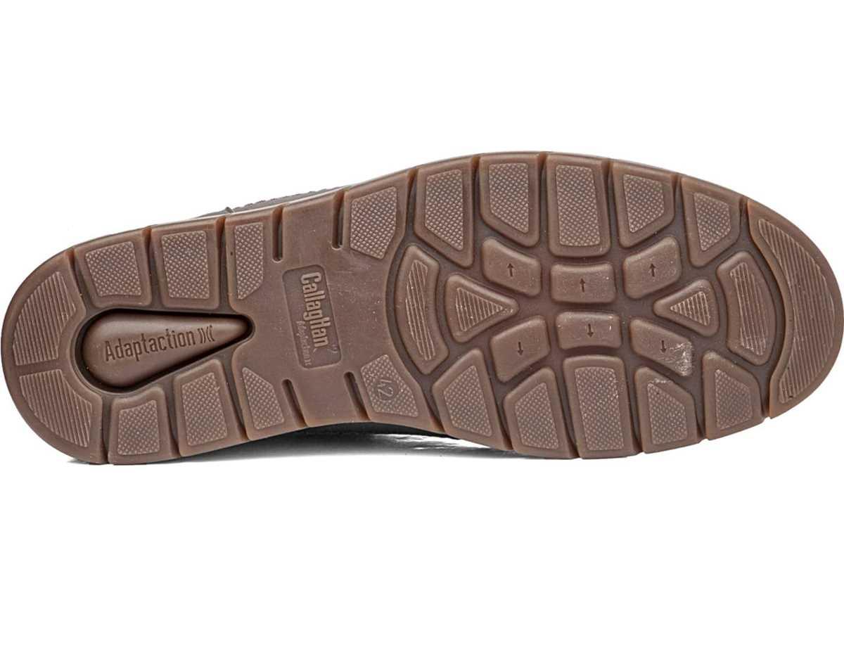 Callaghan Hombre Zapato  Gris