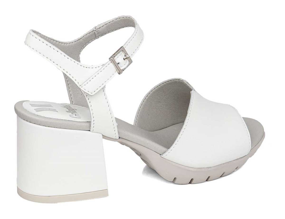 Callaghan Mujer Zapato Vestir Blanco