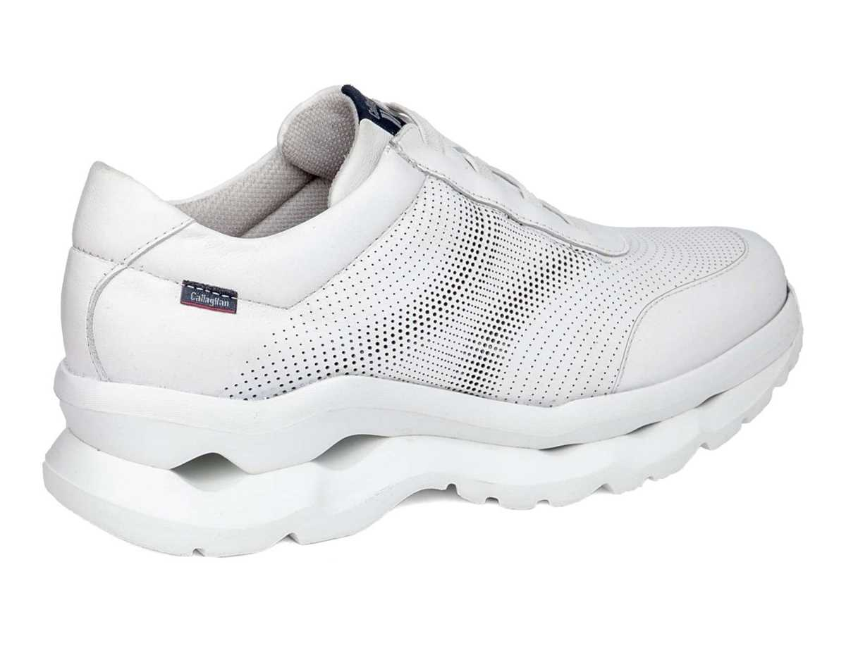 Callaghan Mujer Zapato Sport Blanco