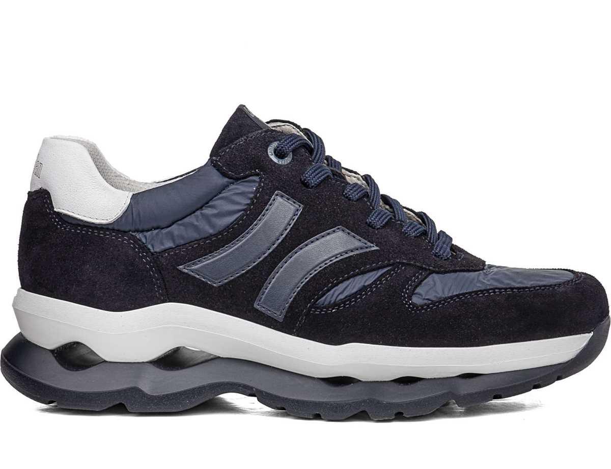 Callaghan Hombre Zapato Sneakers Azul