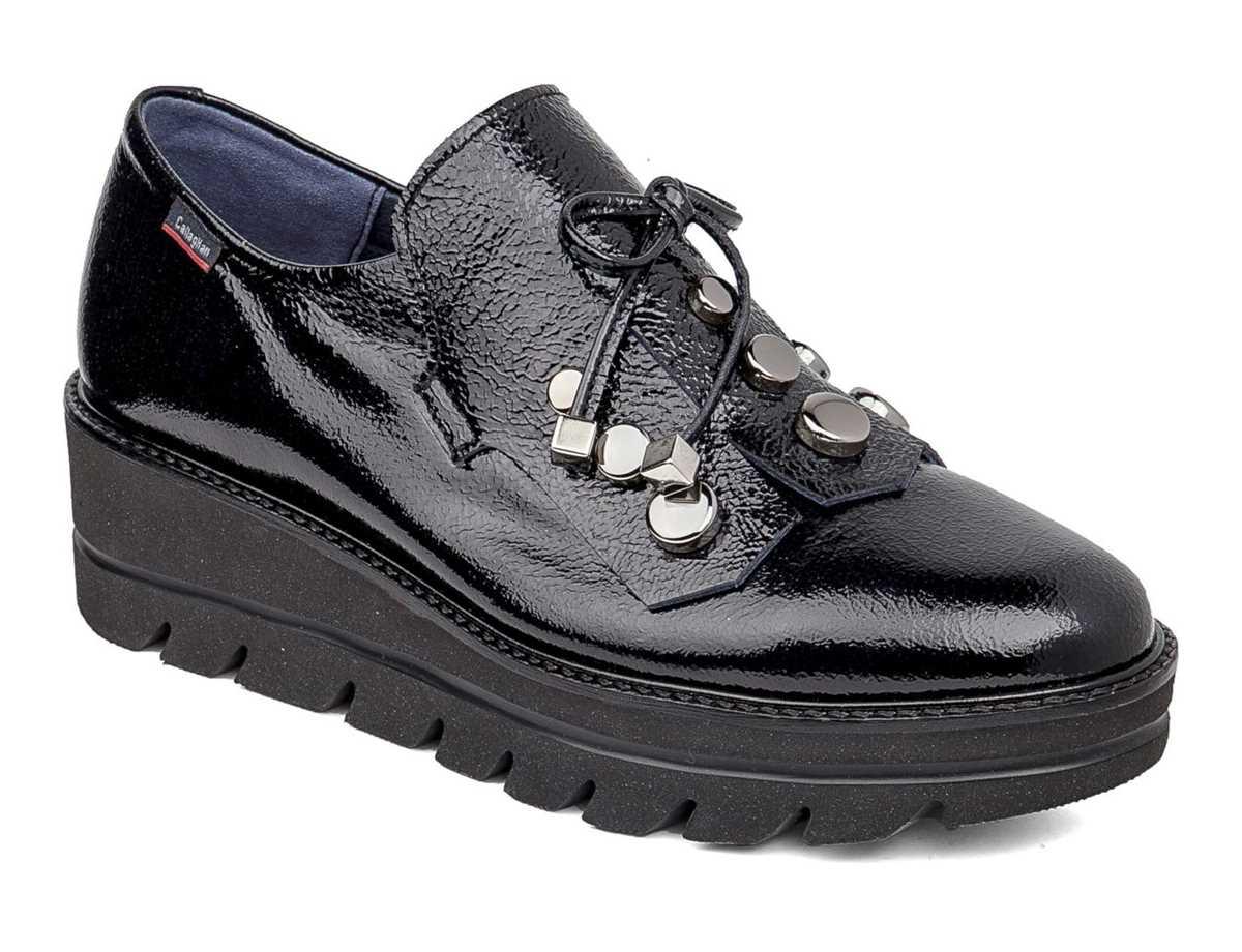 Callaghan Mujer Zapato Sport Negro