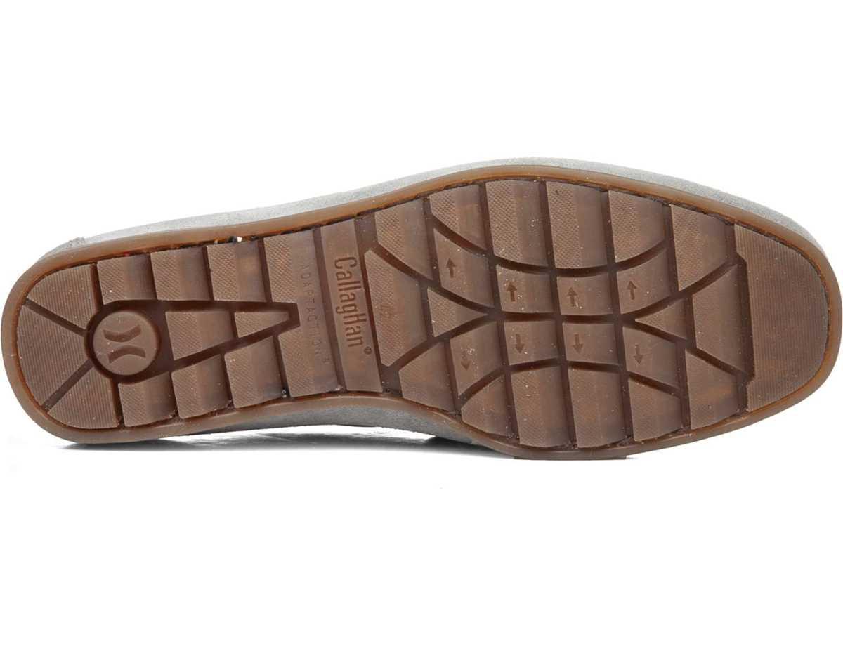Callaghan Hombre Zapato Sport Gris