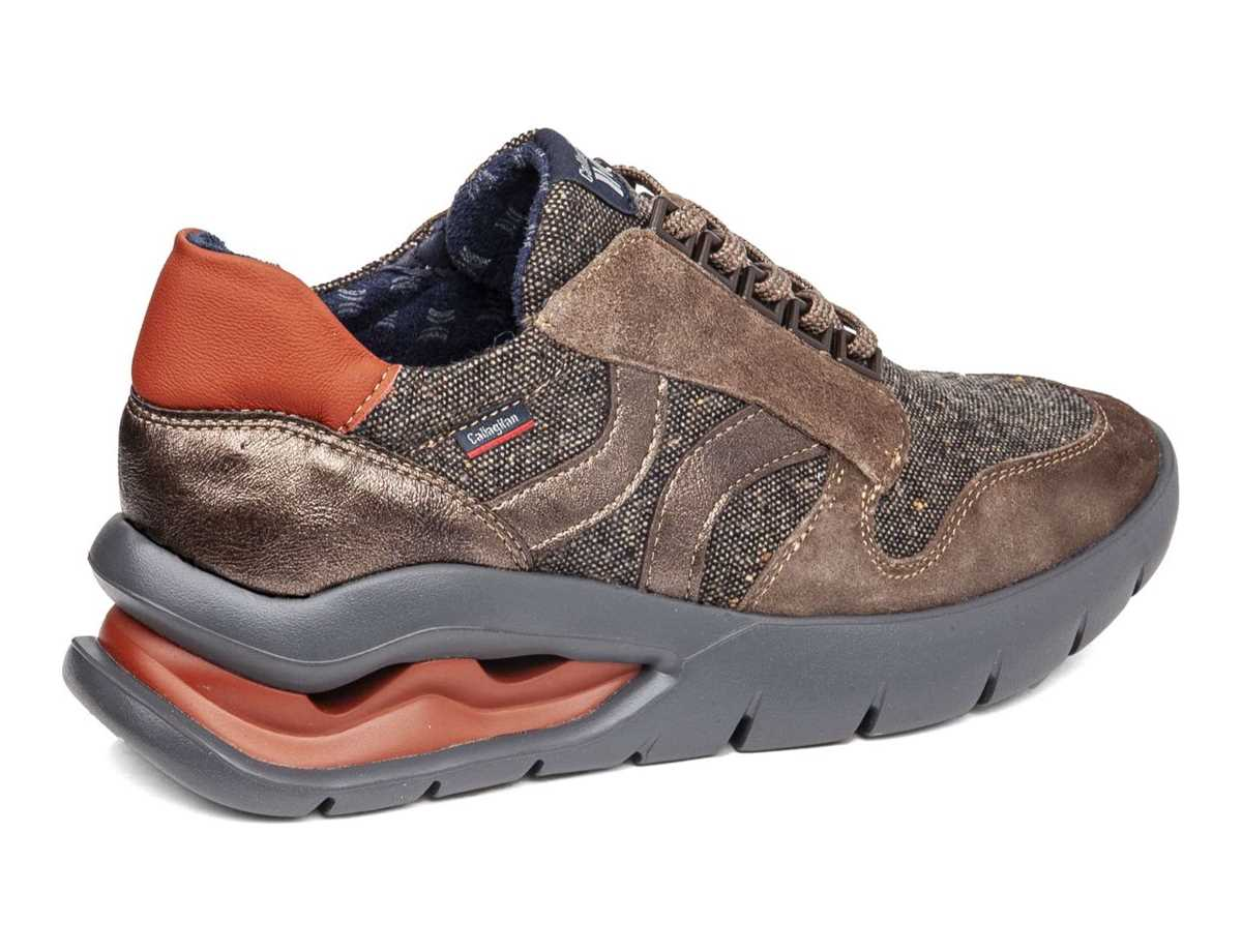 Callaghan Mujer Zapato Sneakers Marron