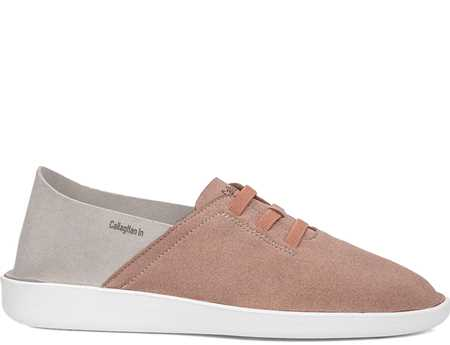 Callaghan Hombre Zapato Casual Rosa Beig In Sra Make Persa