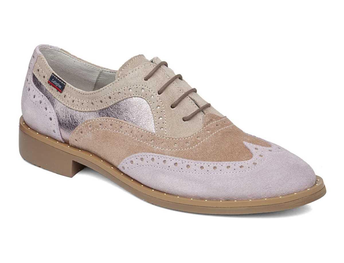 Callaghan Mujer Zapato Clasico Morado