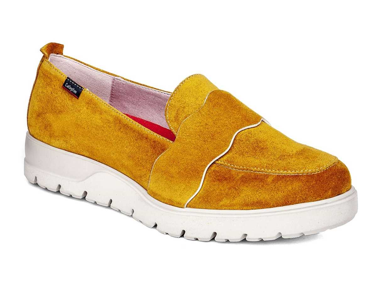 Callaghan Mujer  Casual Amarillo