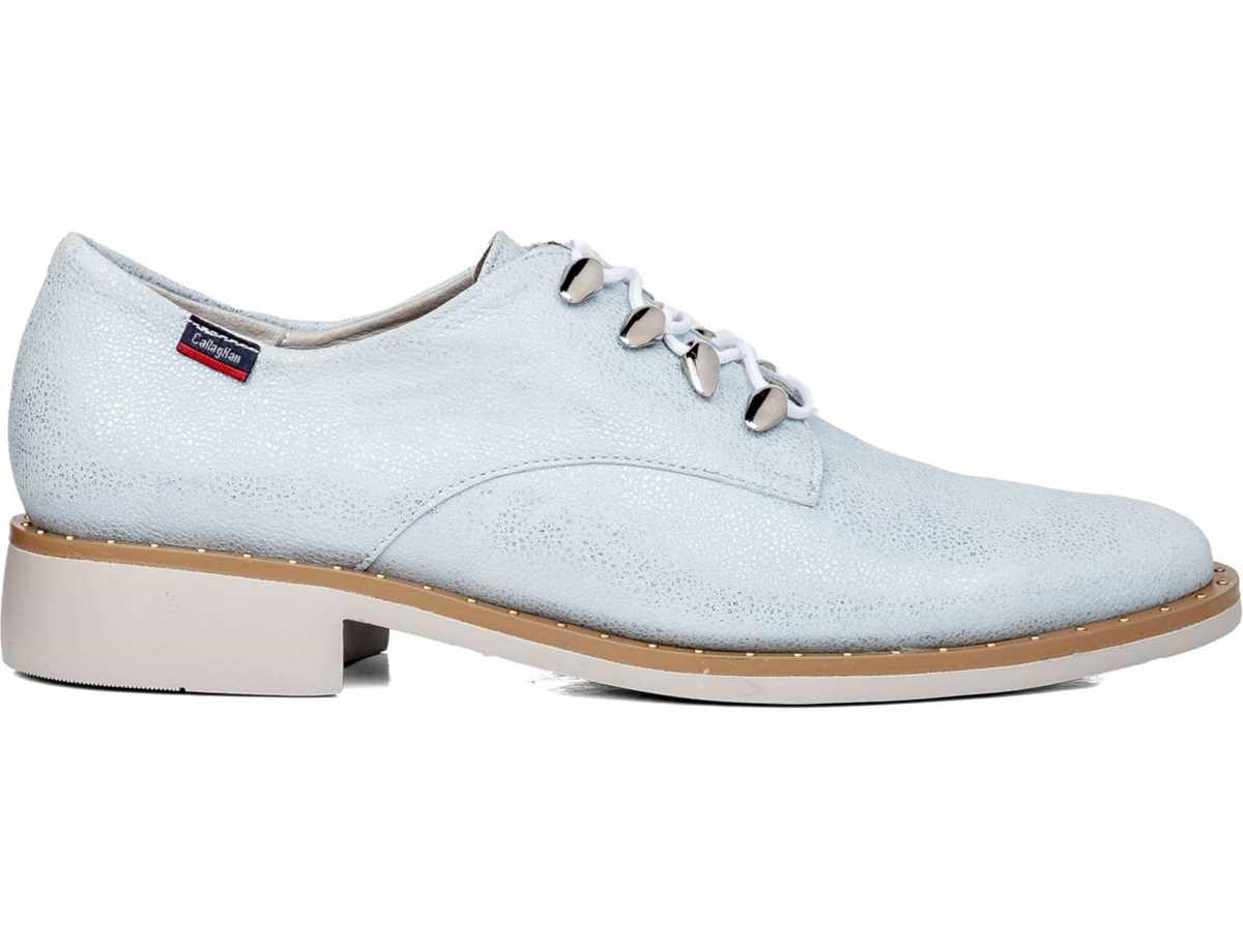 Callaghan Mujer Zapato Clasico Azul
