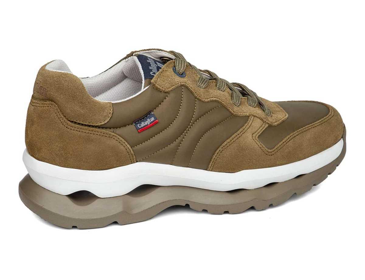 Callaghan Hombre Zapato Casual Verde