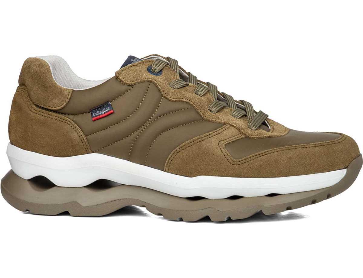 Callaghan Hombre Zapato Sport Verde