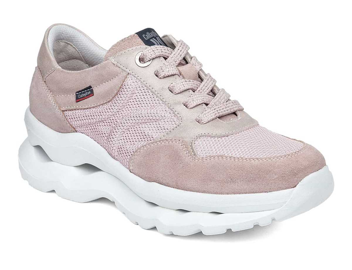 Callaghan Mujer Zapato Casual Rosa