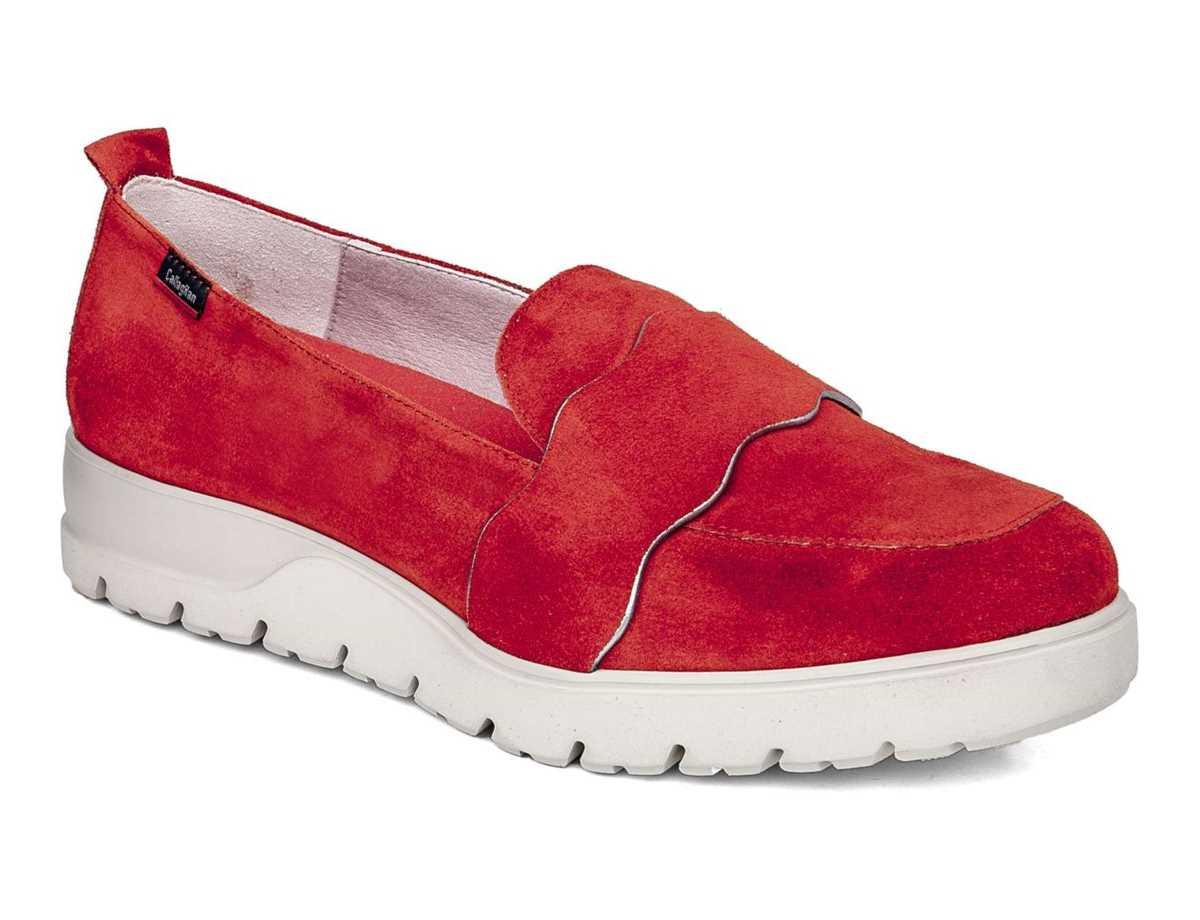 Callaghan Mujer  Casual Rojo