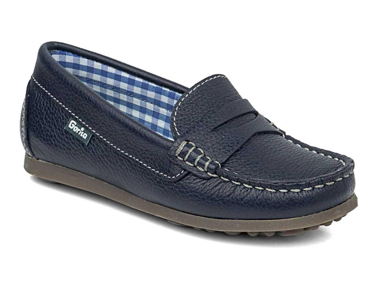 Gorila Niño Zapato Casual Azul