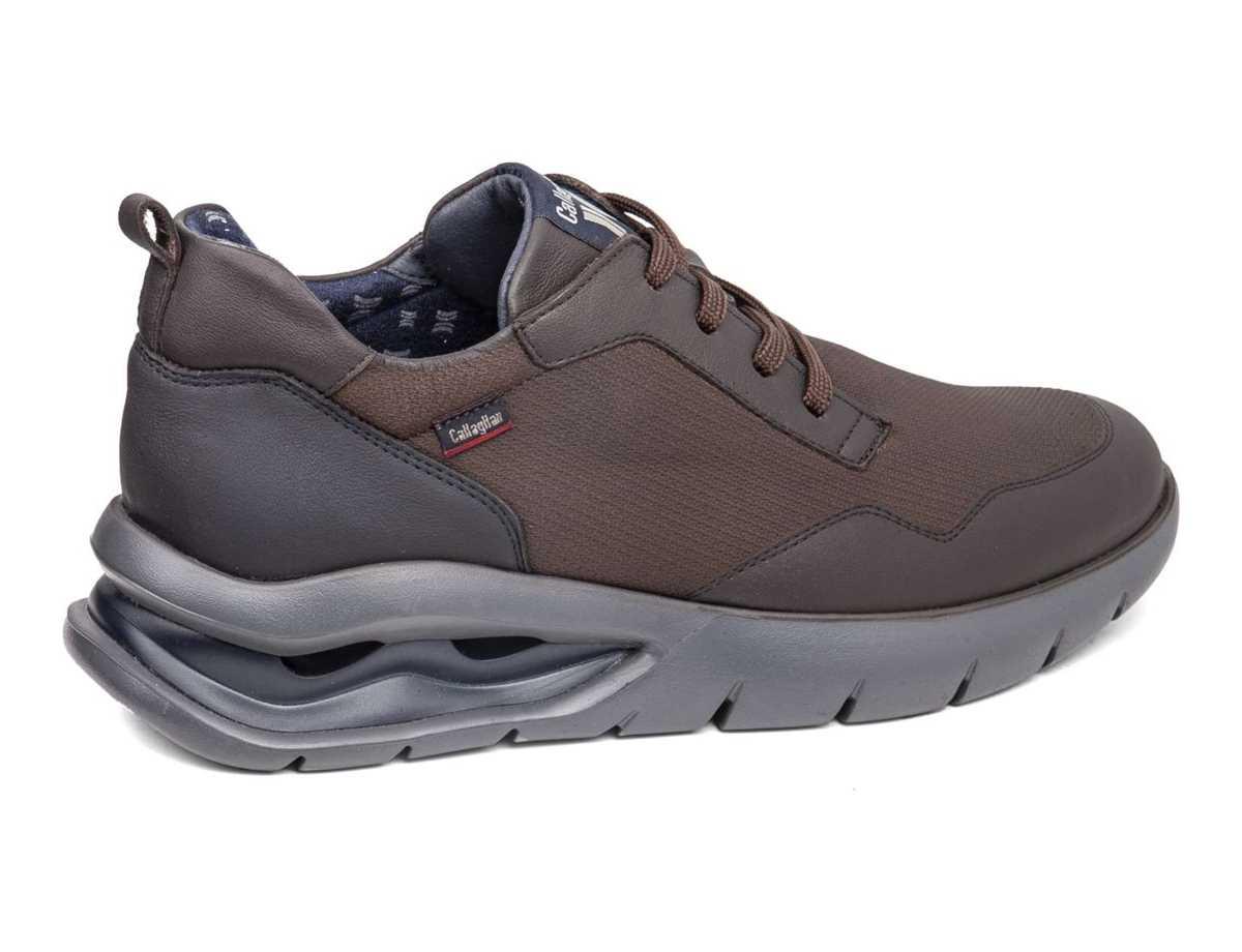 Callaghan Hombre Zapato Sneakers Marron