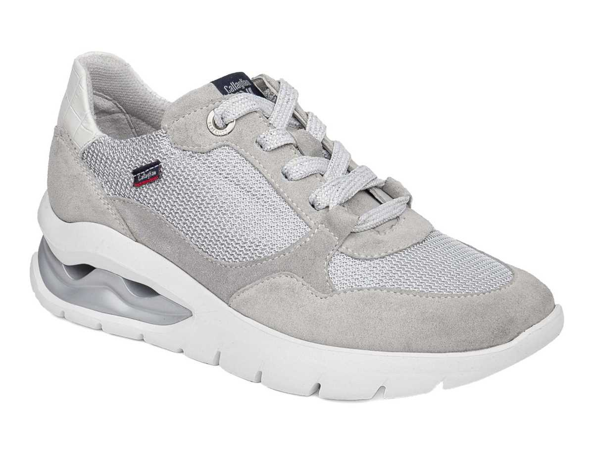 Callaghan Mujer Zapato Sneakers Beig