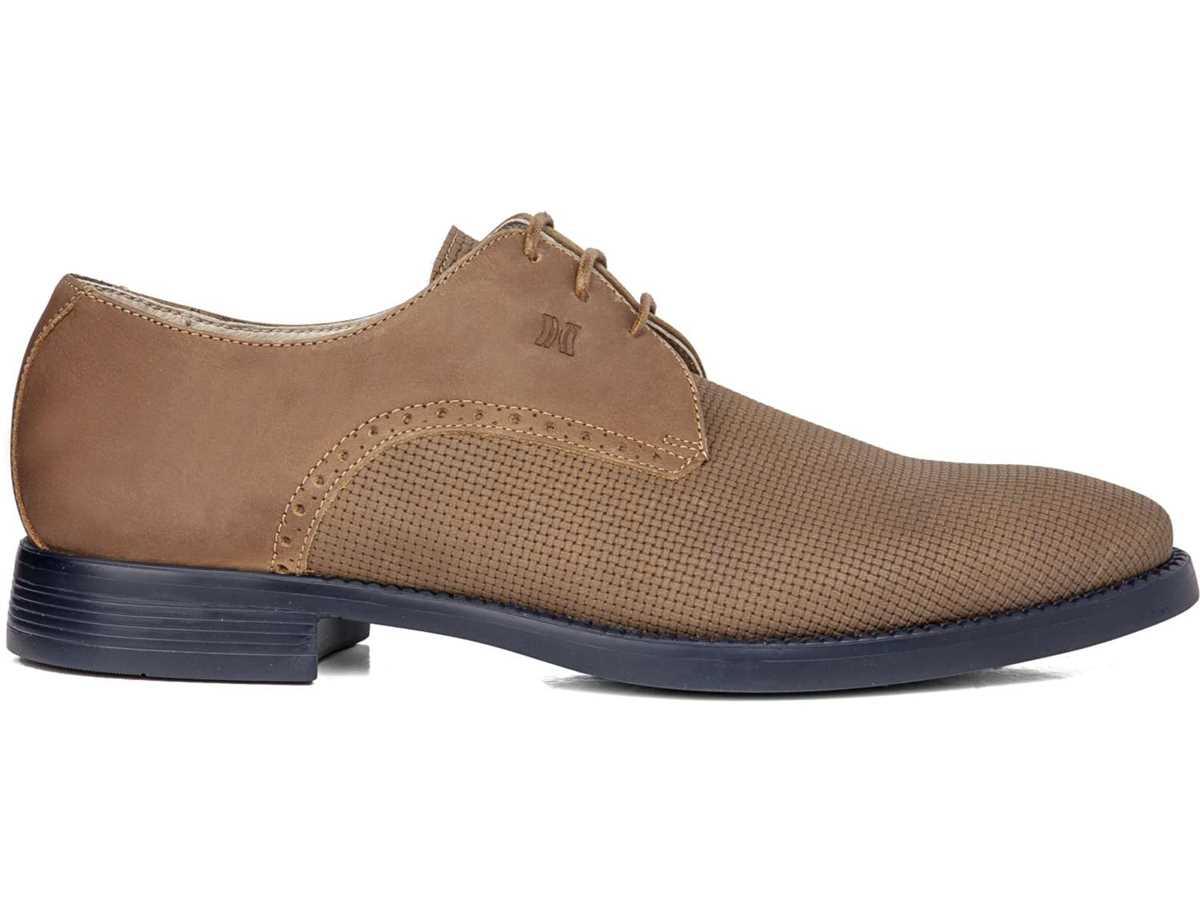 Callaghan Hombre Zapato Vestir Beig