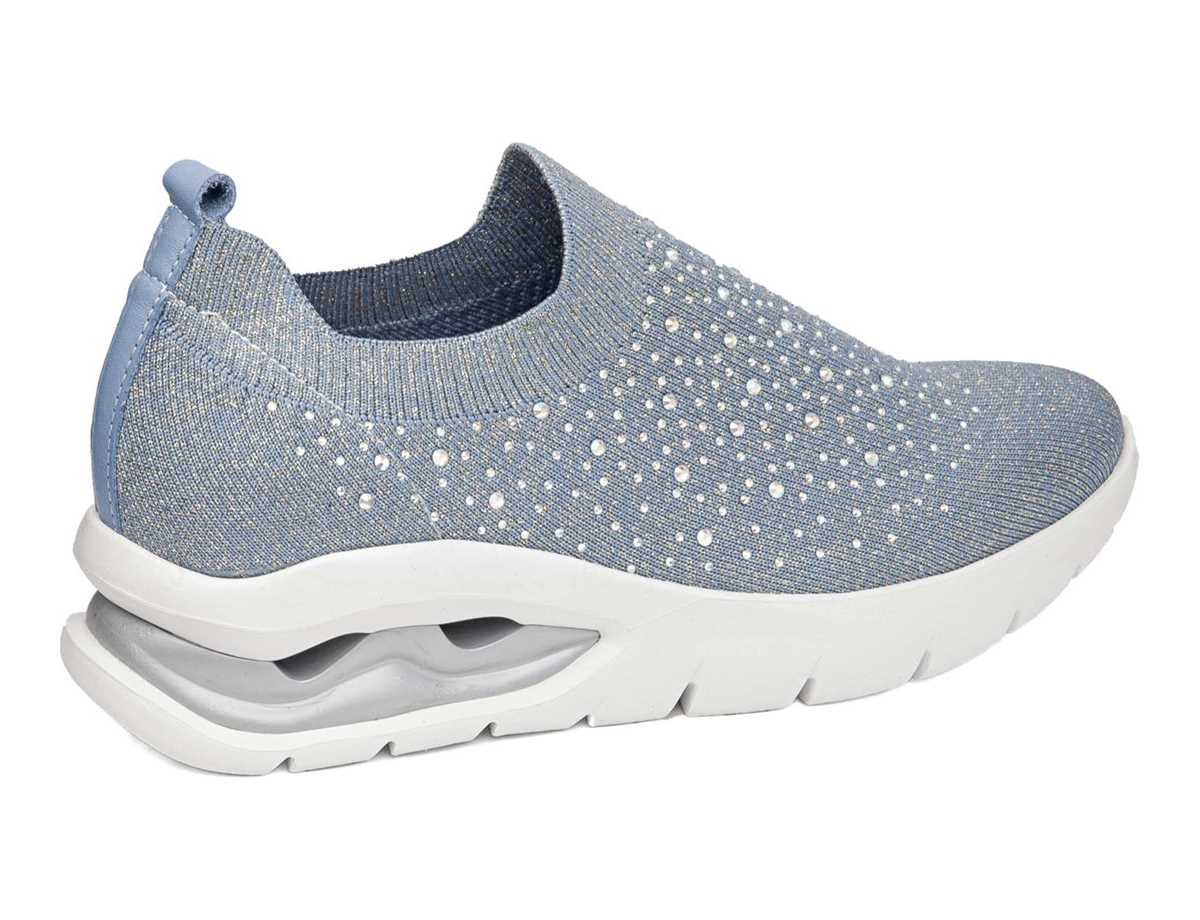 Callaghan Mujer Zapato Sneakers Azul