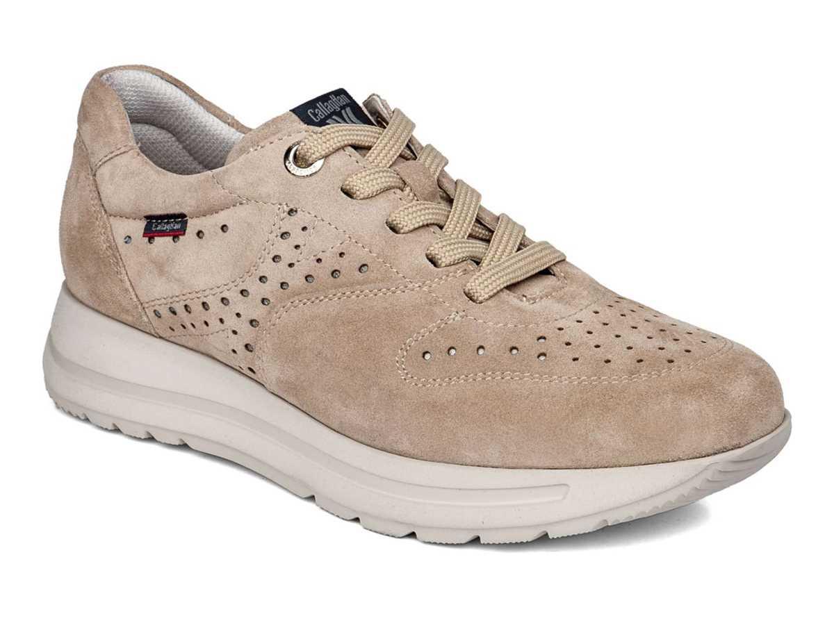 Callaghan Mujer Zapato Sport Platino