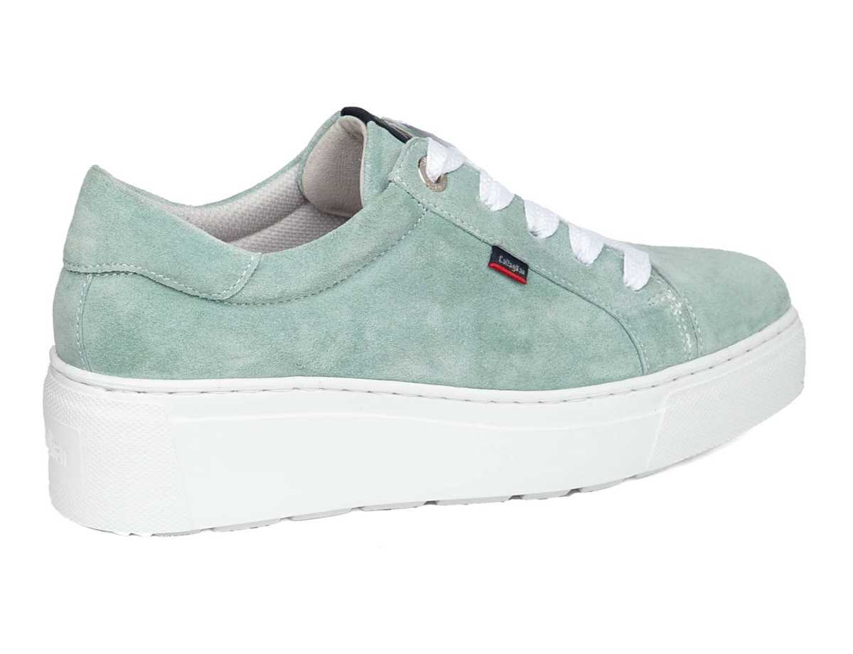 Callaghan Mujer Zapato Sport Verde