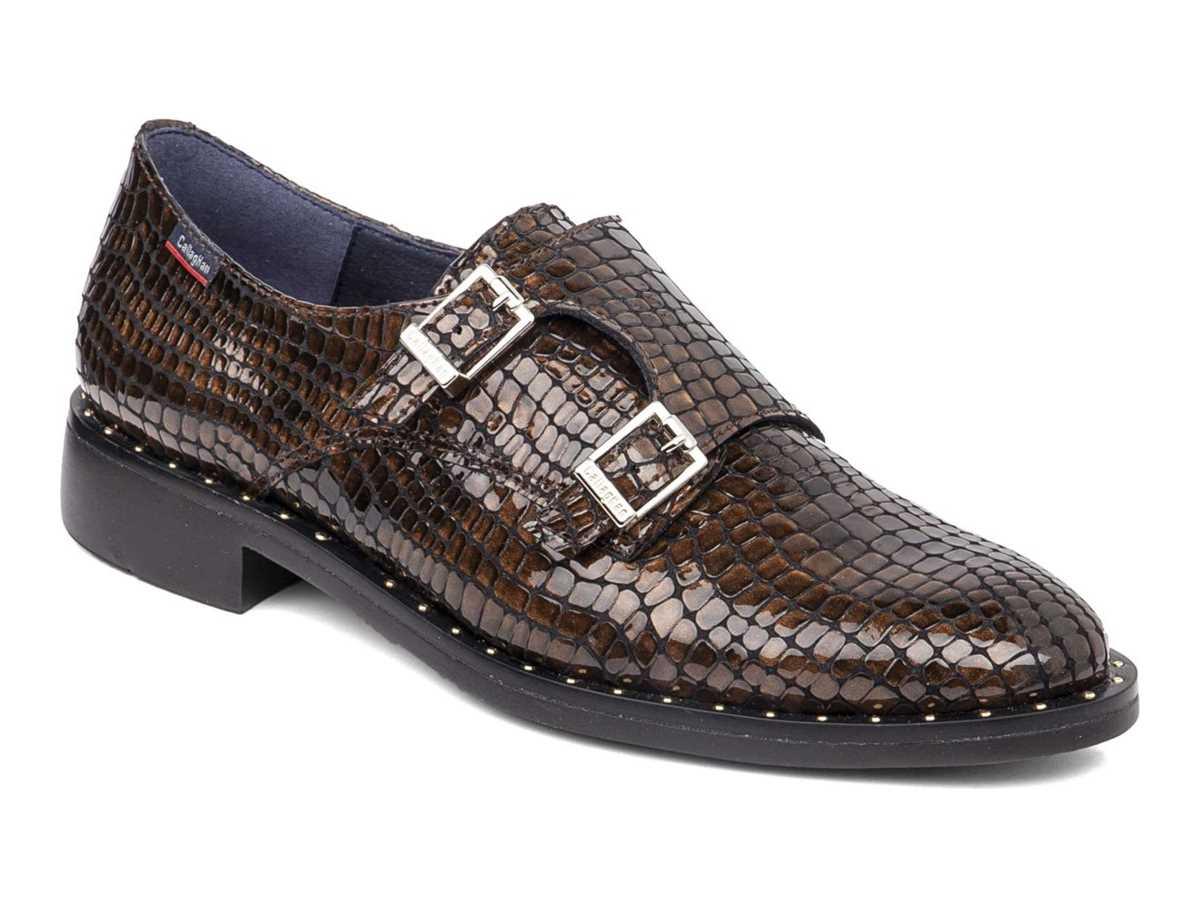 Callaghan Mujer Zapato Clasico Marron