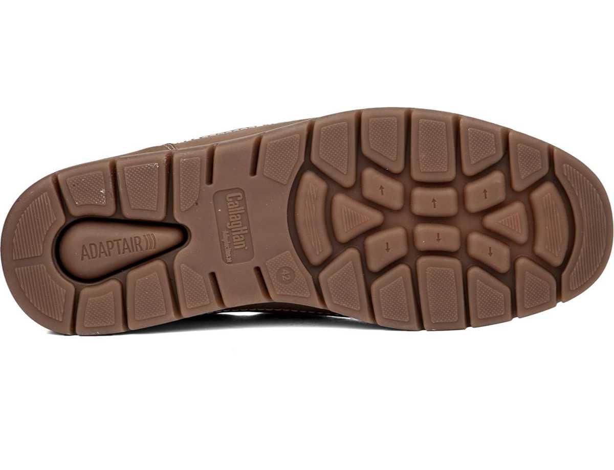 Callaghan Hombre Zapato Casual Beig
