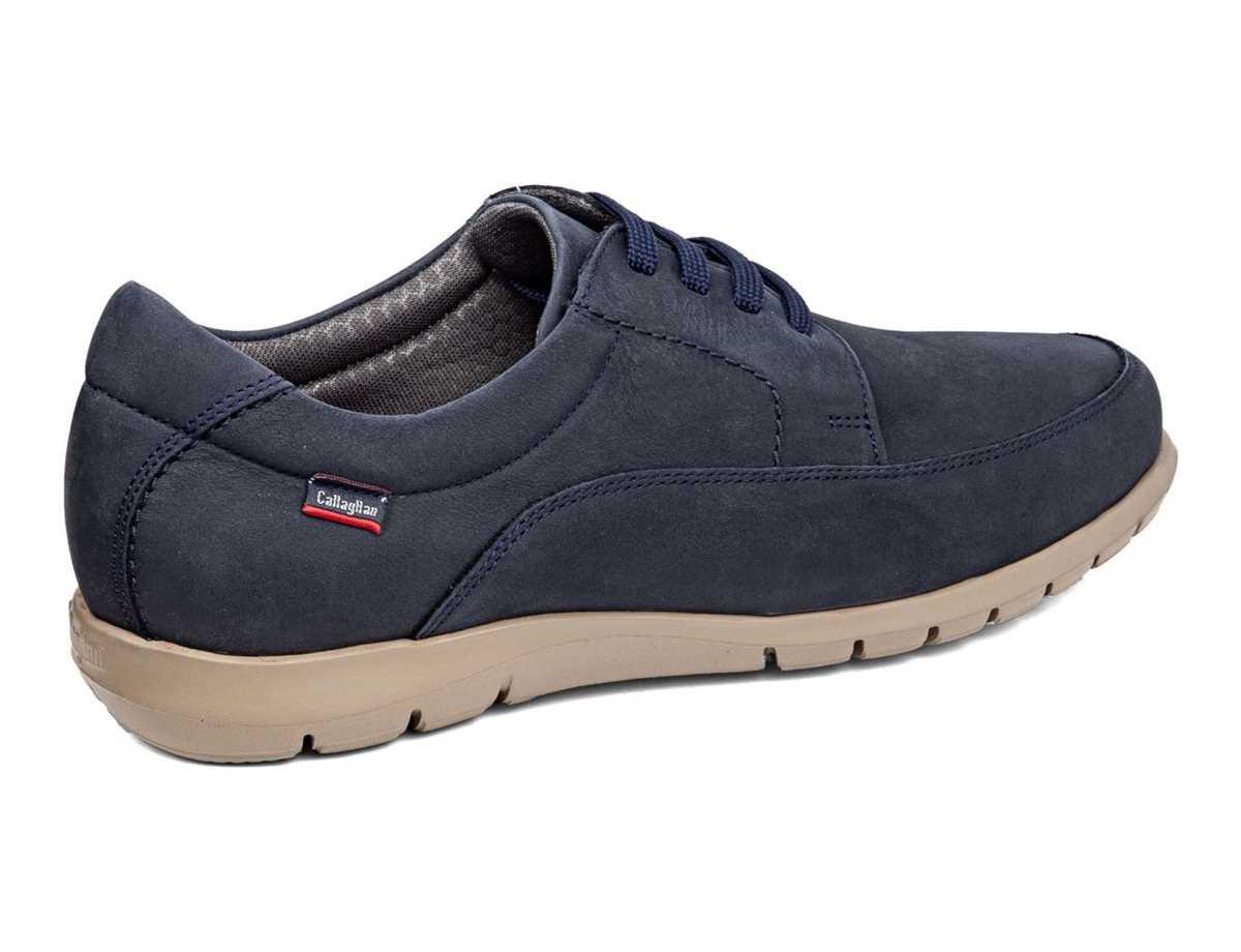 Callaghan Hombre Zapato  Azul
