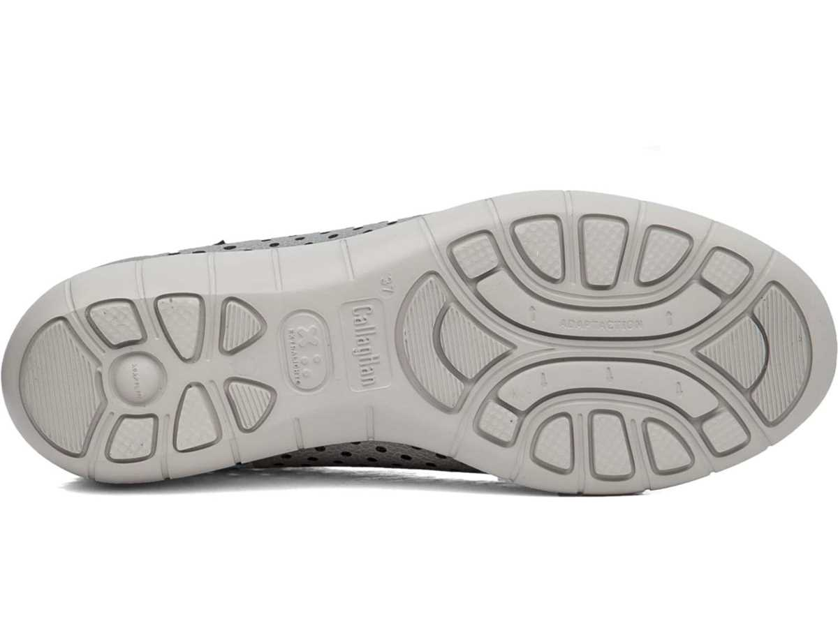 Callaghan Mujer Zapato Sport Plata