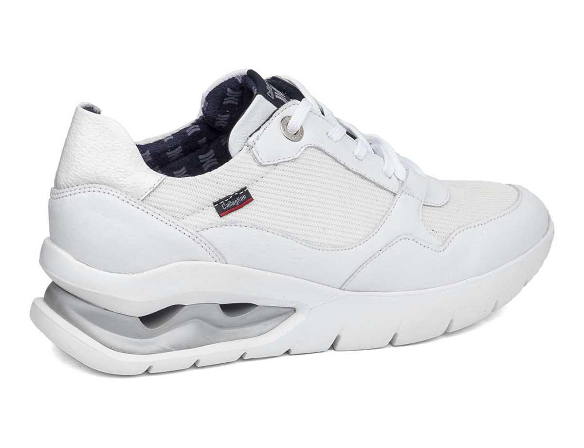 Callaghan Mujer Zapato Sport Blanco