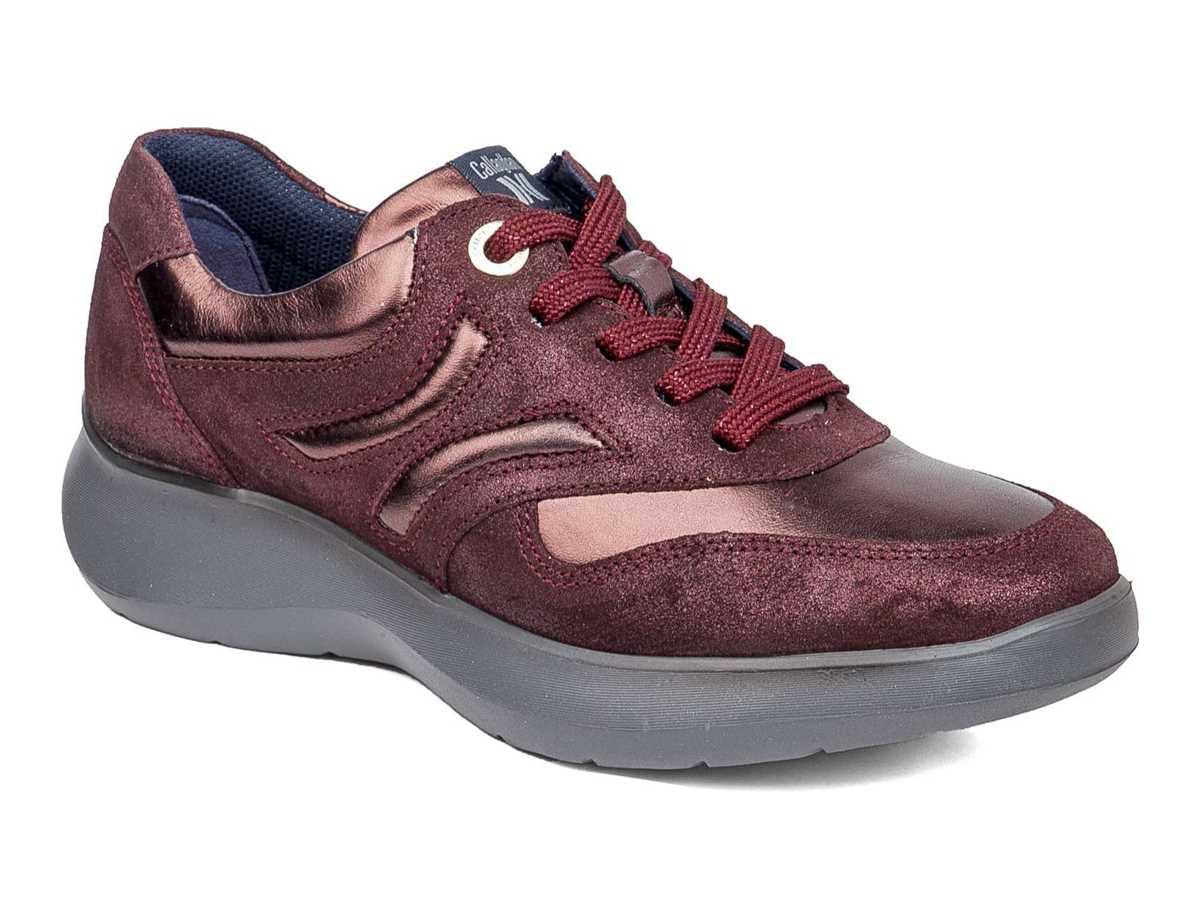 Callaghan Mujer Zapato Sport Rojo