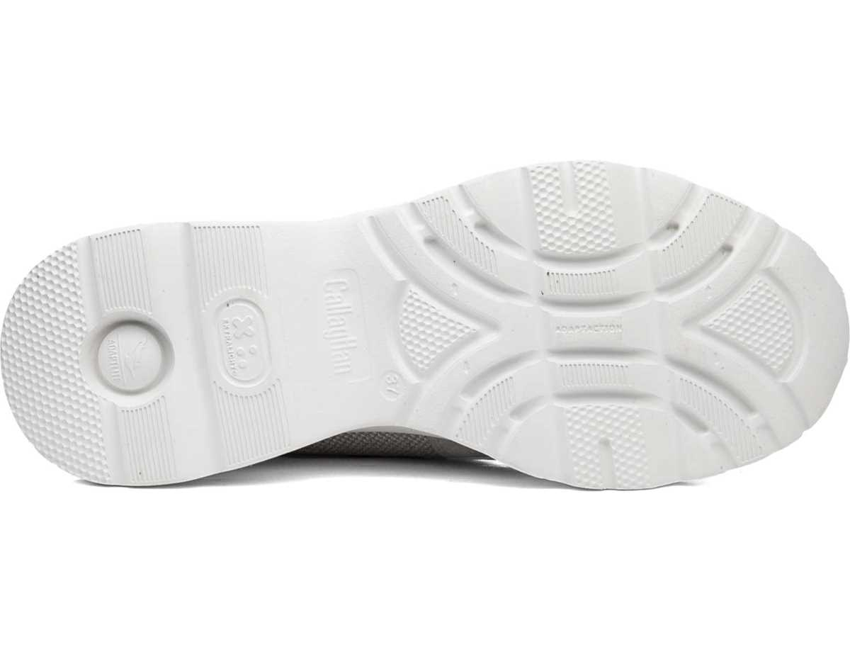 Callaghan Mujer Zapato Sneakers Plata