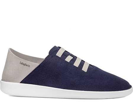Callaghan Hombre Zapato Casual Azul Beig In Cro Marino Persa