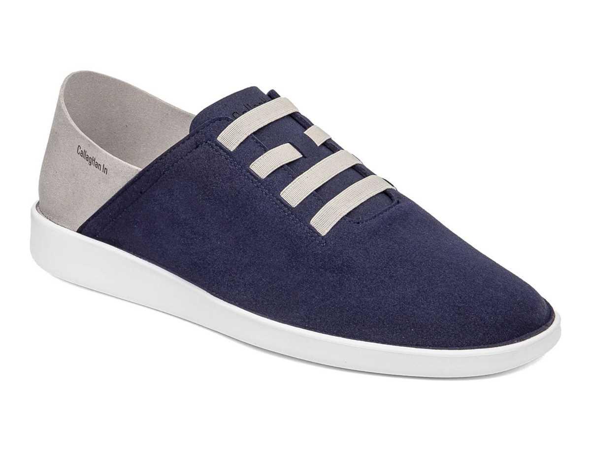 Callaghan Hombre Zapato Casual Azul