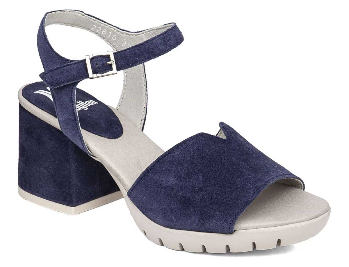 Callaghan Mujer Zapato Vestir Azul