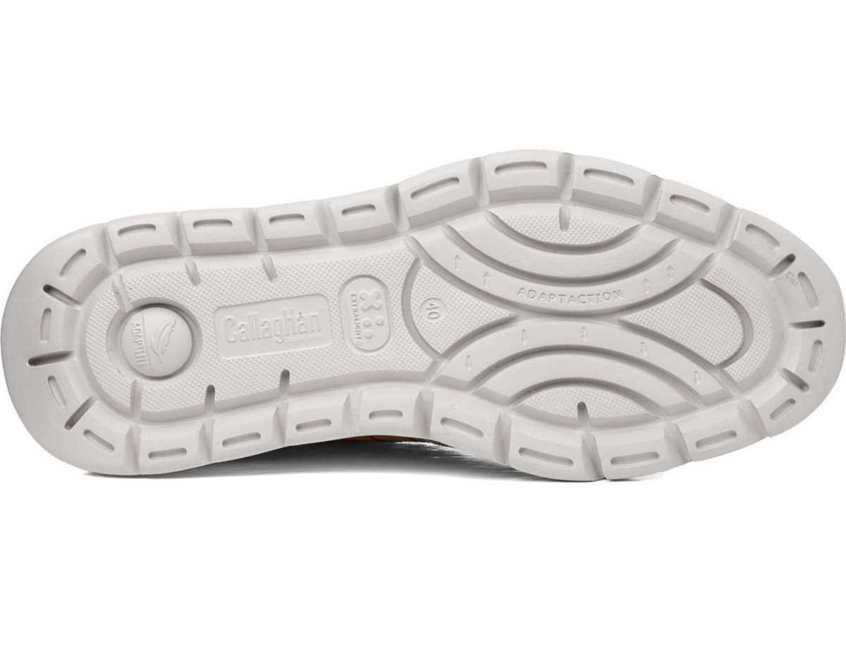 Callaghan Hombre Zapato Sneakers Beig
