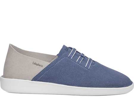 Callaghan Hombre Zapato Casual Azul Beig In Sra Jeans Persa