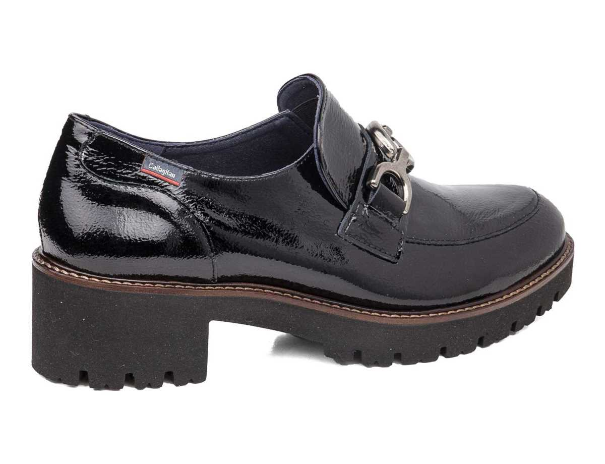 Callaghan Mujer Zapato Casual Negro