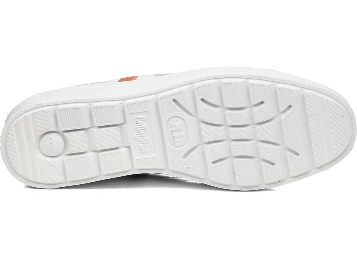 Callaghan Mujer Zapato Sneakers Blanco