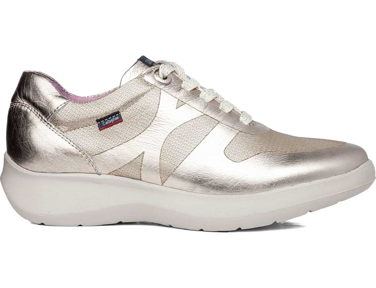 Callaghan Mujer Zapato Sport Beig