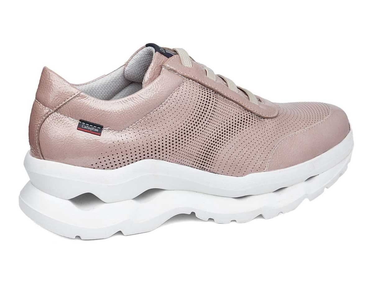 Callaghan Mujer Zapato Sneakers Rosa