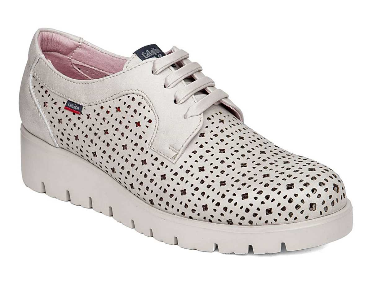 Callaghan Mujer Zapato Casual Beig