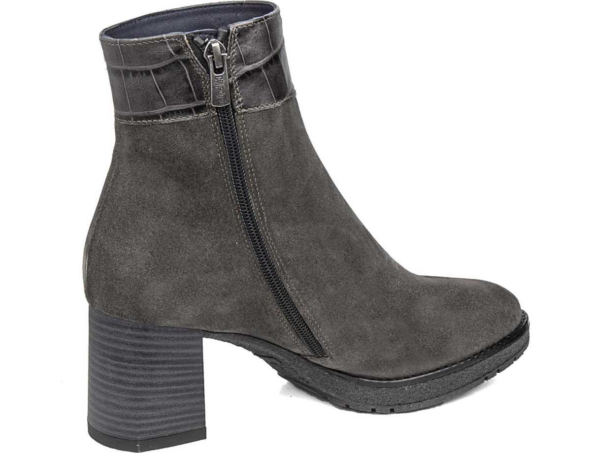 Callaghan Mujer Zapato Casual Gris