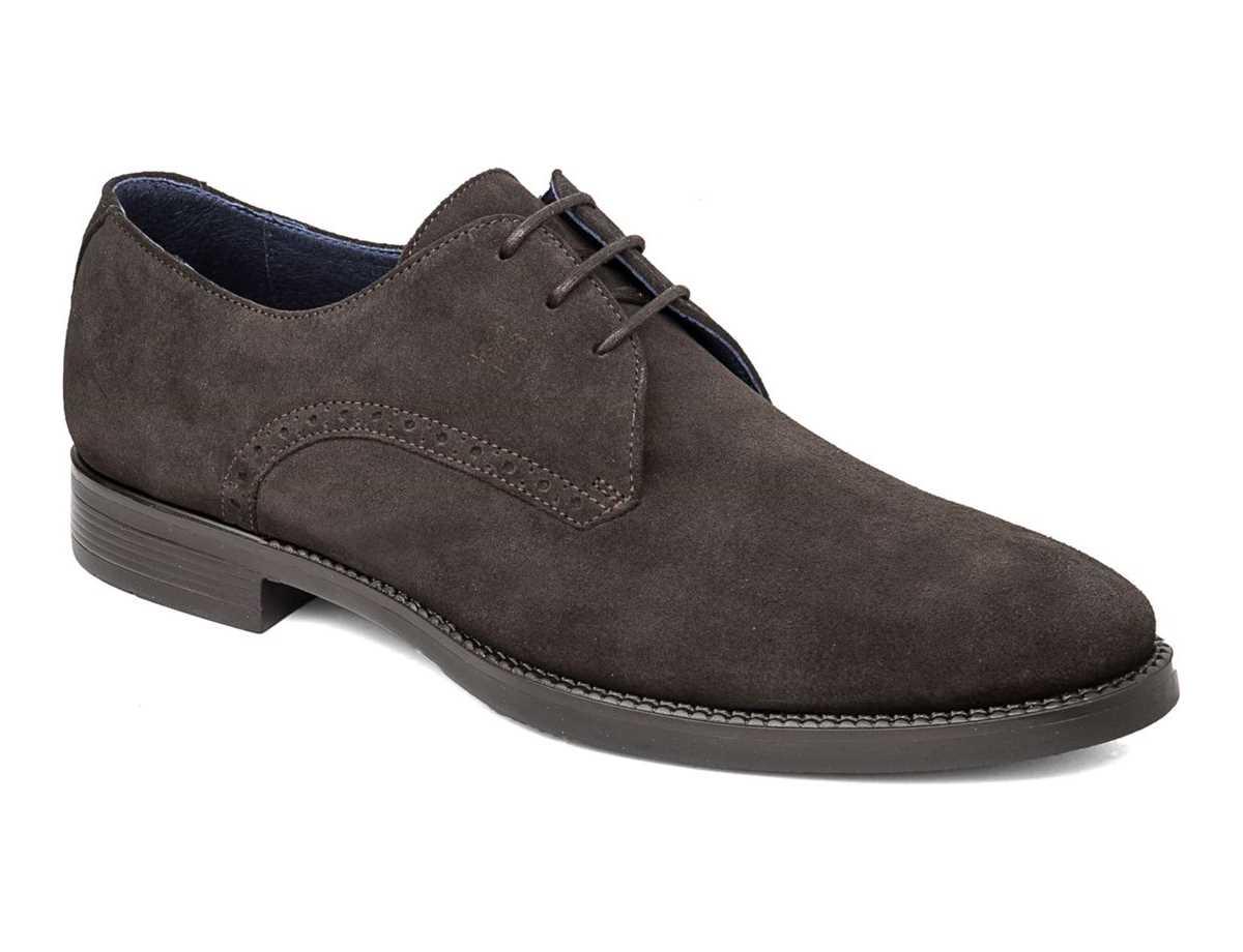 Callaghan Hombre Zapato Vestir Marron