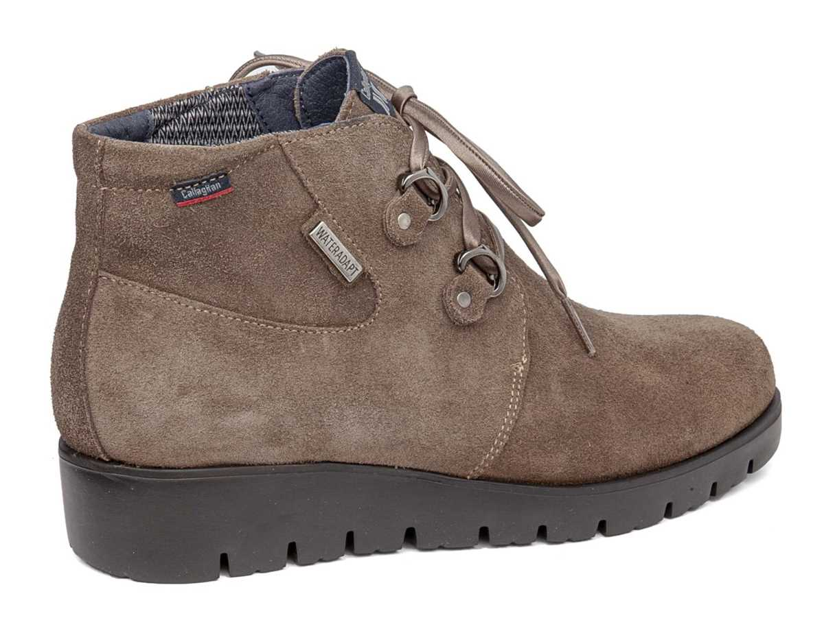 Callaghan Mujer Botin Sneakers Marron