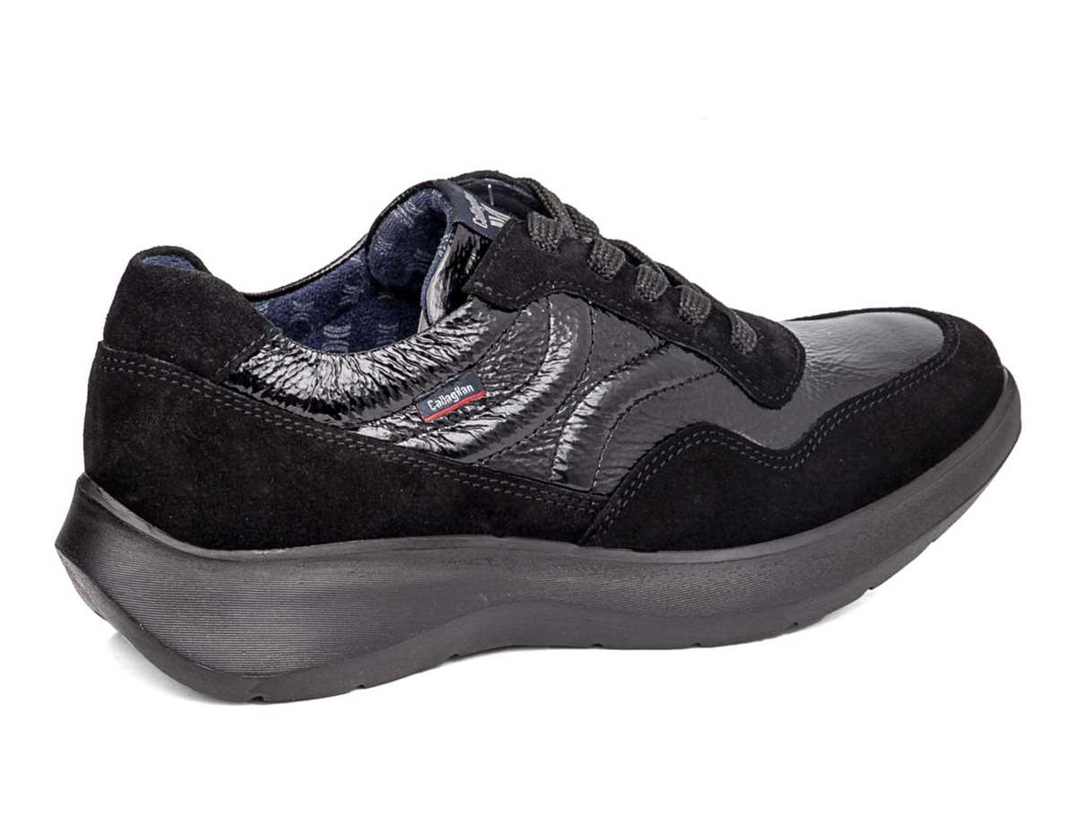 Callaghan Mujer Zapato Sport Negro