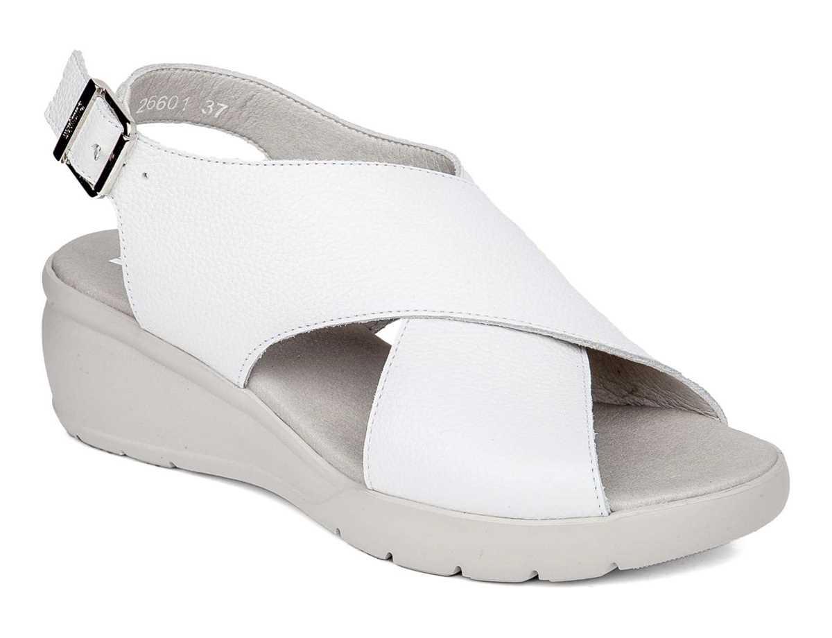 Callaghan Mujer Sandalia Sport Blanco